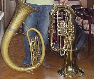 Stara i nova tuba