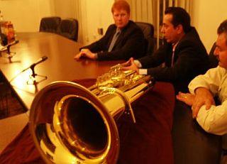Zlatna tuba